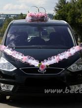 все украшения для свадебных автомобилей