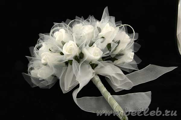 Свадебный букет невесты (дублер) 16020