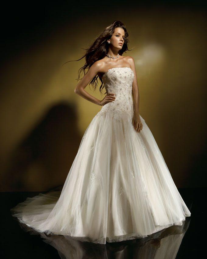 Свадебное платье benjamin roberts 902