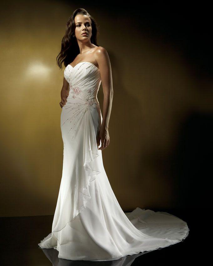 Свадебное платье Benjamin Roberts #916