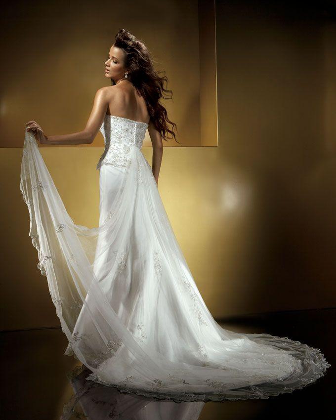 Свадебное платье benjamin roberts 922