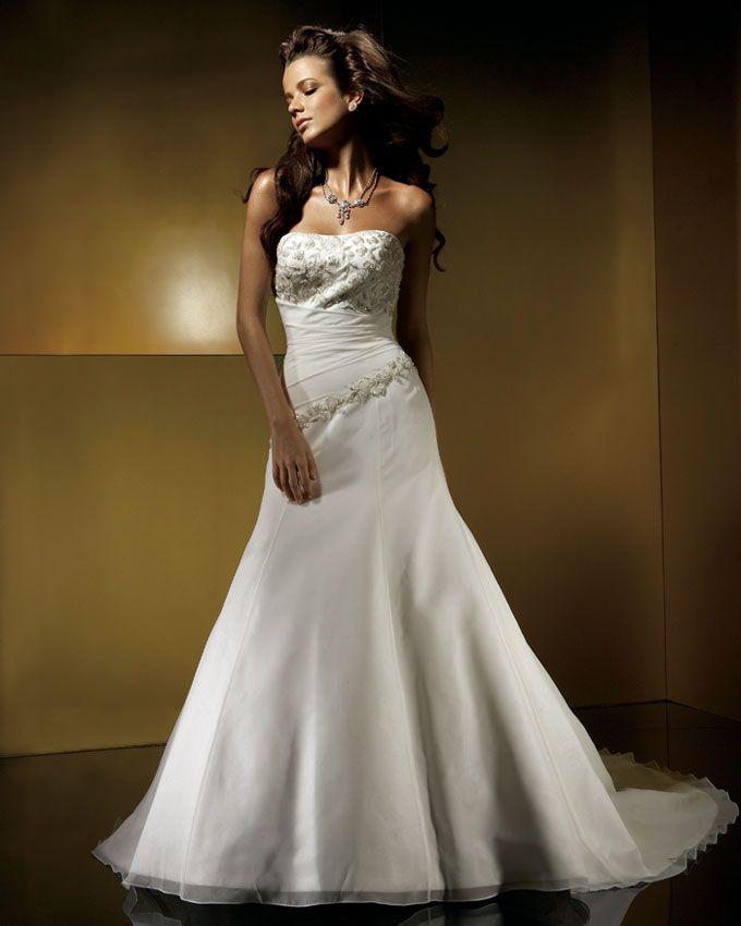 Свадебное платье benjamin roberts 924