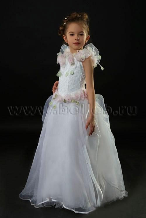 Детские вечерние и свадебные платья