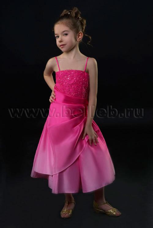 Платья детские выкройки кройка и