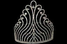 диадемы (короны, тиары) - высокая диадемы для конкурса красоты или на свадьбу интернет-магазин