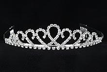 диадемы (короны, тиары) - диадема для волос купить недорого