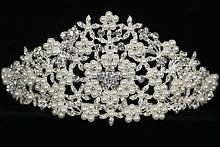 диадемы (короны, тиары) - украшения для волос, диадема, фото, интернет-магазин