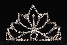 диадемы (короны, тиары) - диадема со стразами, фото, каталог с ценами, интернет-магазин