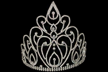 купить красивые диадемы для конкурсов красоты, фото, интернет-магазин, свадебный салон