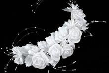 купить свадебные веночки на свадьбу в москве, фото, каталог и цены, свадебный салон
