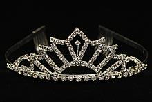 недорогая диадема (тиара, корона) для невесты - купить в интернете