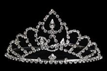 недорогая диадема (тиара, корона) для конкурса красоты или праздника- купить в интернете