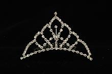 купить тиару, корону, высокую диадему-гребень для волос, каталог с ценами, интернет-магазин