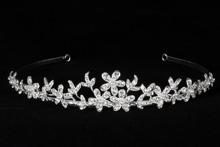 диадемы (короны, тиары) - диадемы для невест цветочной тематики цены