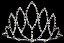 диадемы (короны, тиары) для конкурсов - высокая диадема купить фото, каталог и цены