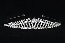 диадемы (короны, тиары) - диадема цветочной тематики