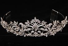 диадемы (короны, тиары) для конкурсов - высокая диадема интернет-магазин