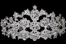 свадебные диадемы (короны, тиары) для конкурсов, каталог