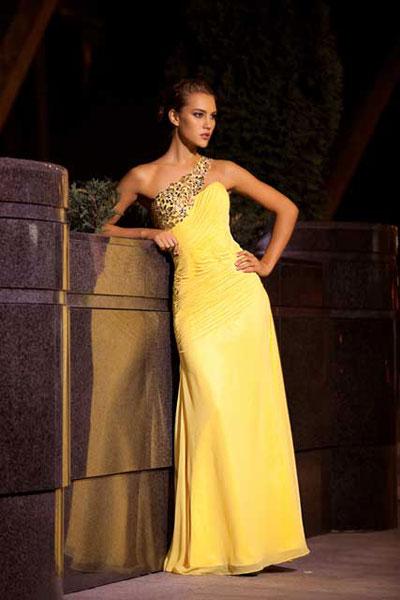 вечернее платье №38