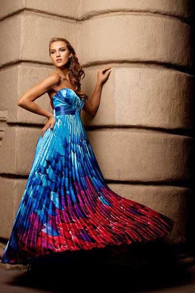 вечернее платье №59