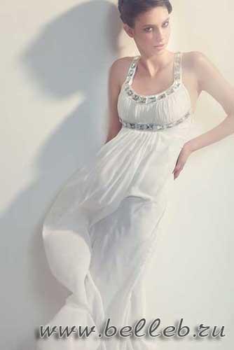 Фото вечерних платье в греческом стиле Выпускные платья салоны москва.