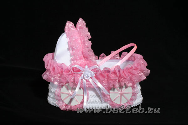 красивые свадебные коляски для