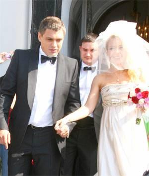 Zach and tina wedding
