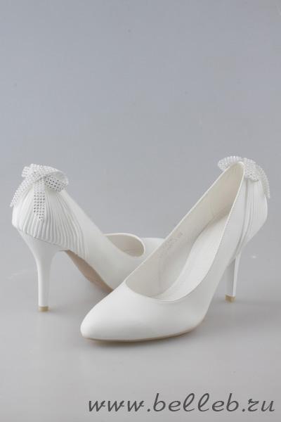 Белые туфли лодочки | Обувная галерея