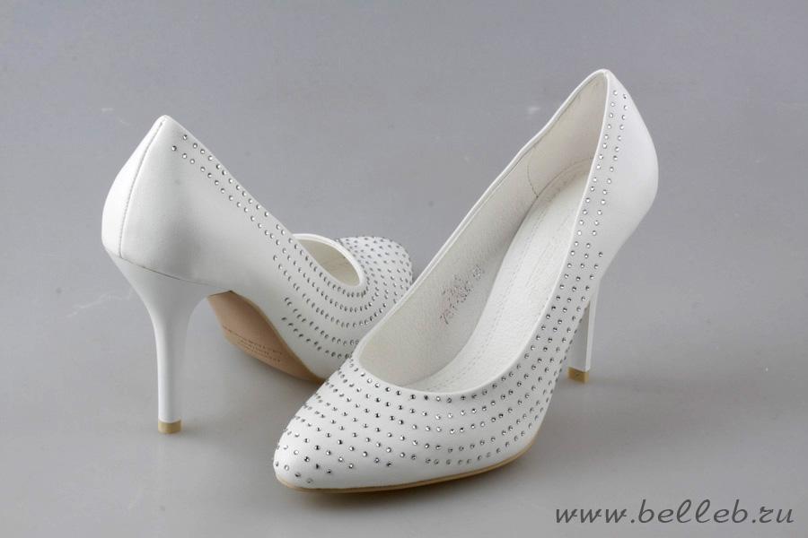 Купить туфли со стразами