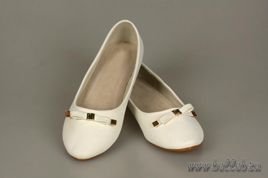 Белые Туфли На Толстом Каблуке