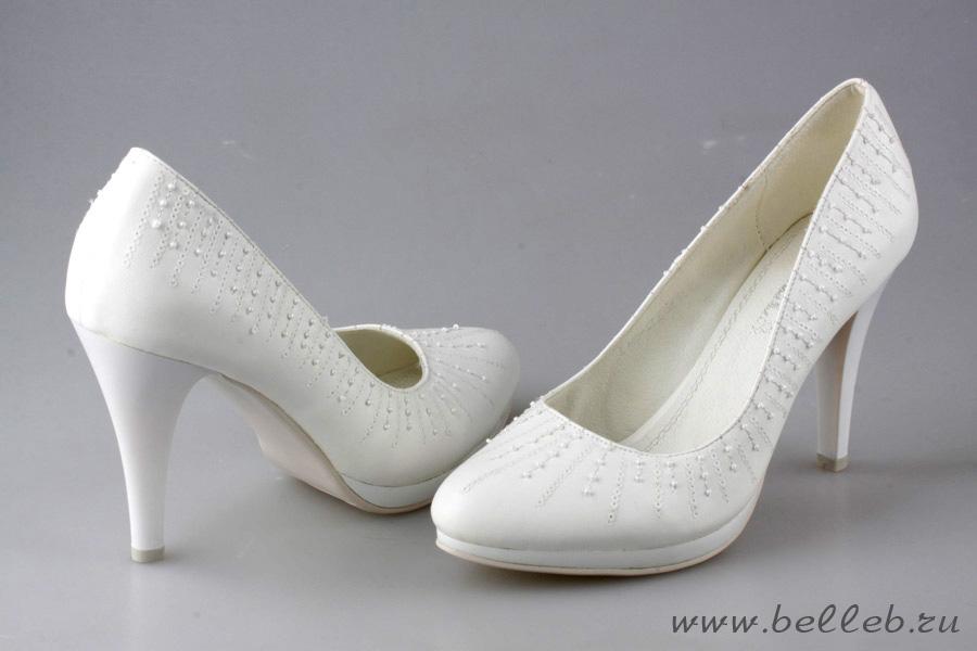 Туфли свадебные казань