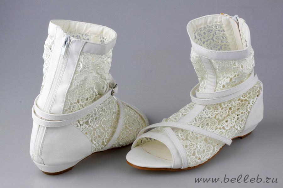 Wedding Saloon :: свадебная обувь 2014 фото - Свадебные платья и