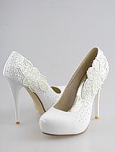 обувь для невесты, белые свадебные туфли, фото, цены, каталог