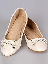 обувь на свадьбу, свадебные балетки с бантиком, фото, каталог и цены