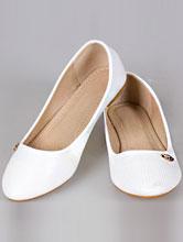 обувь на свадьбу, белые свадебные балетки, фото, каталог и цены