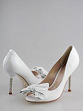 женская обувь на свадьбу из натуральной кожи, туфли, с каблуком, украшенным стразами, фото, цены, каталог