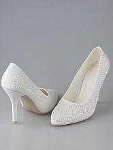 обувь на свадьбу, свадебные туфли с жемчугом, картинки, интернет-магазин