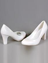 свадебная обувь, свадебные туфли на толстом каблуке