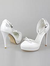 свадебная обувь, белые туфли на платформе, фото, цены, интернет-магазин