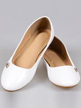 купить белые балетки, цена, фото