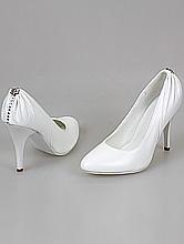 свадебная обувь, свадебные туфли на высоком каблуке, фото, каталог и цены, интернет-магазин