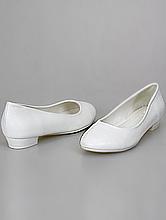 свадебная обувь, свадебные балетки молочного цвета, фото, цены, интернет-магазин