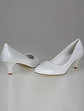 свадебная обувь, белые свадебные туфли большого размера на невысоком каблуке, цена, фото