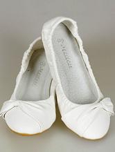 свадебная обувь, купить свадебные белые балетки фото, каталог