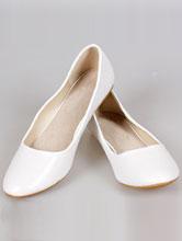 купить белые балетки больших размеров на свадьбу, с доставкой и в салоне, москва