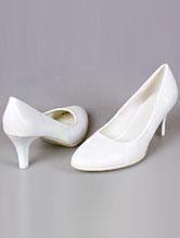 свадебные туфли на маленьком каблуке 41, 42, 43 размера, фото, каталог и цены