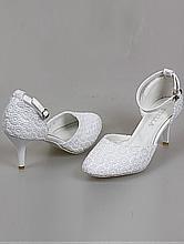 свадебная обувь, кружевные свадебные туфли белого цвета, картинки, цены, каталог, интернет-магазин