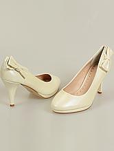 обувь на свадьбу, кожаные туфли цвета айвори (шампань, светло-бежевый, кремовый), каталог, цены