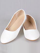 белая обувь на свадьбу 41, 42,43 размера, купить свадебные балетки