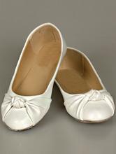 балетки молочного цвета фото, каталог, цена